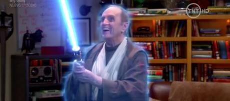 Bob Newhart volverá como fantasma Jedi