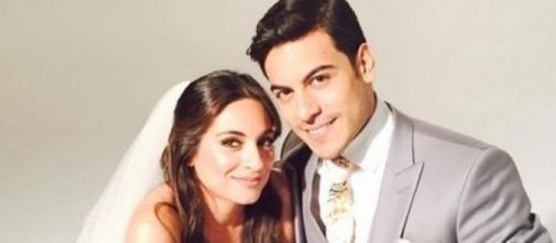 Ana Brenda Contreras e Carlos Rivera