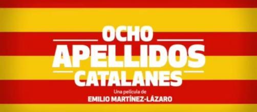 Cartel del film de Emilio Martínez-Lázaro