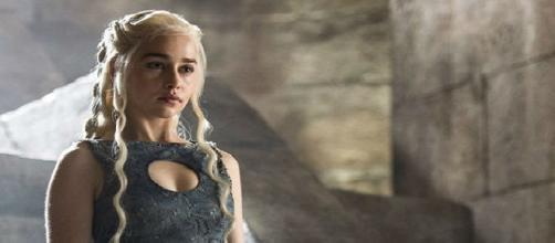 Daenerys Targaryen, madre de los dragones