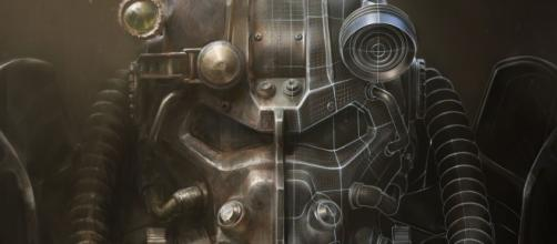 "¡Fallout 4! ""The art of Fallout 4"""