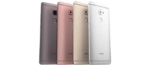 Nuovo Huawei Mate S prezzo acquisto o abbonamento