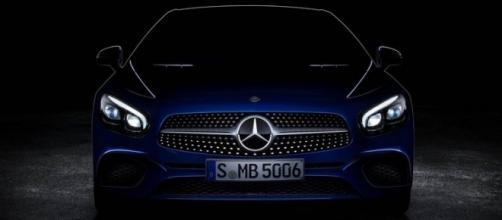 Mercedes SL Restyling: ecco il nuovo Teaser