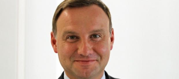 Cyniczny uśmiech Andrzeja Dudy