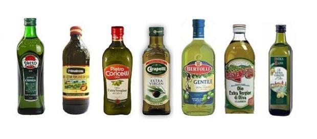 Fraude en los aceites de oliva