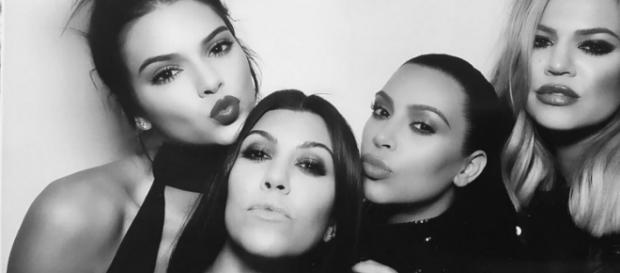 Kendall Jenner und der Kardashian-Clan.