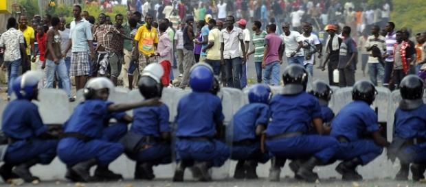 Massacri autorizzati dal governo del Burundi