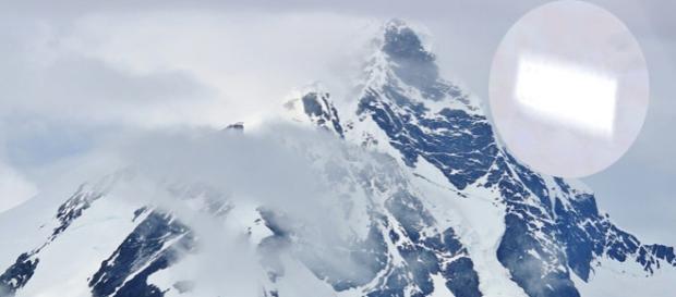 Misterioasă stuctură descoperită în Antarctica