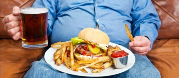 Obesidad. Fotografía: Archivo Google