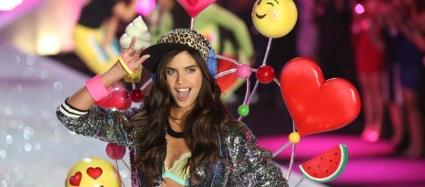 Só este ano a modelo portuguesa foi coroada anjo