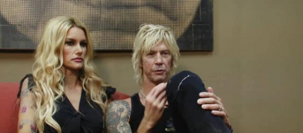 Susan Holmes no niega el regreso de Guns N' Roses