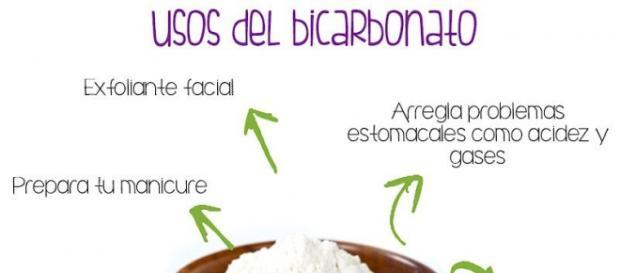 Usos del bicarbonato de sodio en la belleza