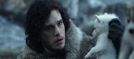 Jon Snow en la sexta temporada de Juego de Tronos