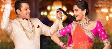 Salman-Sonam's heart-warming affair