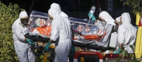 Suposto paciente com ebola chega ao Rio de Janeiro
