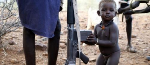 Armi e mercenari verso l'Africa in conflitto