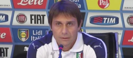 Belgio-Italia amichevole 13 novembre Antonio Conte
