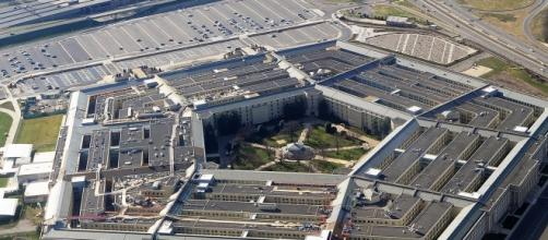 El Pentágono, Centro Mayor de Defensa de USA.