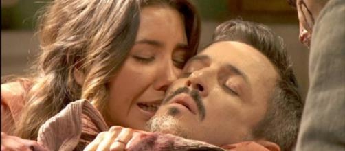 Il Segreto: Emilia perdona Alfonso