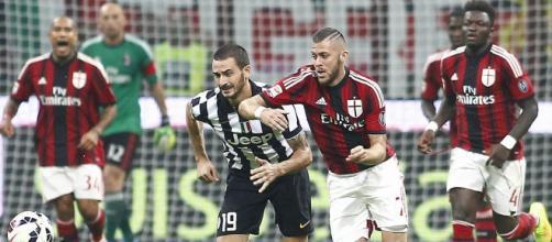 Juventus-Milan, Mihajlovic perde ancora pezzi.