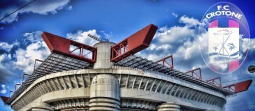 Lo stadio di Meazza - San Siro di Milano
