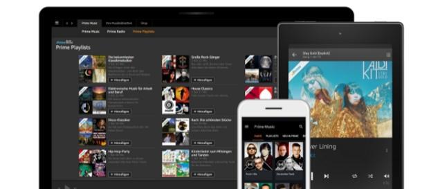 Amazon Music Prime, Foto: Amazon Presse