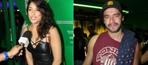 Giselle Itié confirma que está namorando 'Moisés'