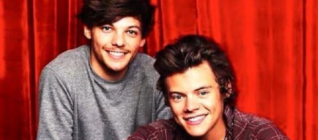 Harry Styles und Louis Tomlinson