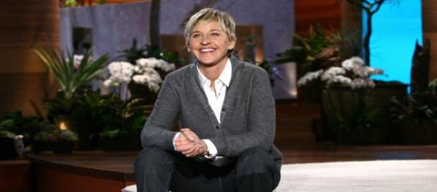 Passing the mark of the 2000th Ellen show.