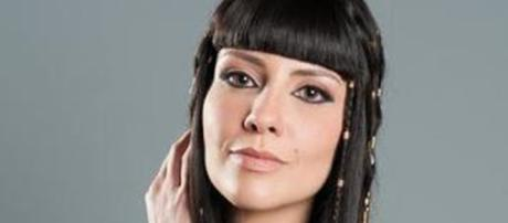 Camila Rodrigues viveu Nefertari em novela bíblica