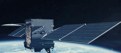 del primer satélite geoestacionario argentino