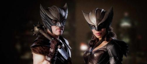 Hawkman debutará en el episodio 8 de 'The Flash'