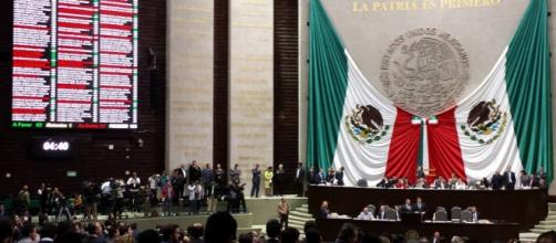 LXIII Legislatura, Cámara de Diputados. México