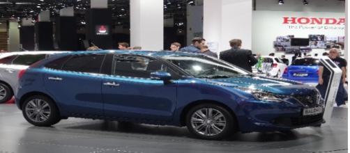 Nueva revisión de Suzuki Baleno 2015