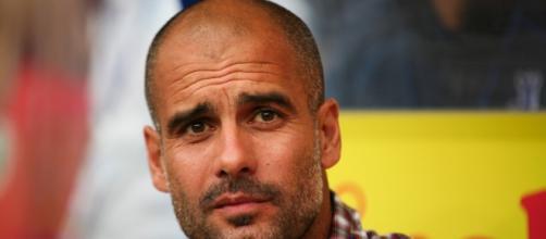 Pep Guardiola Caracciolo Bayern Monaco