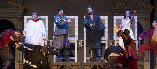 Promessi Sposi Opera Moderna, i protagonisti