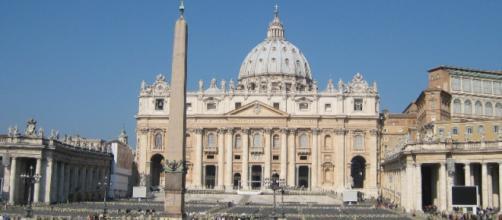 Roma, Piazza San Pietro. Un obbiettivo sensibile.