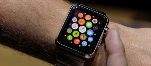 Smartwatch. El cuerpo como transmisor de señal.