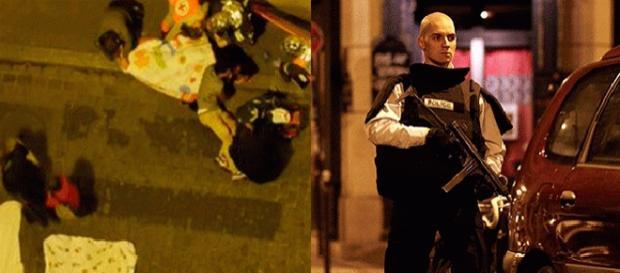 Atentados en París, imagen de larepublica.pe