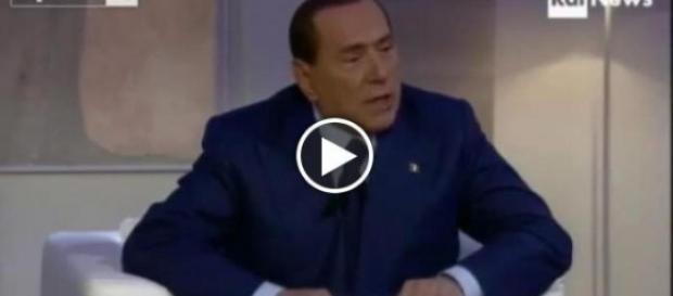 Berlusconi e il suo lapsus su Renzi