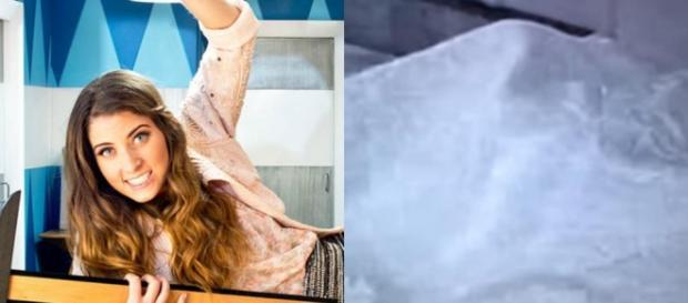 Danielle Clyde y su adicción al edredoning