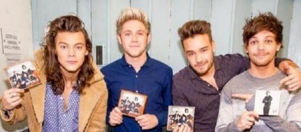 One Direction präsentiert das neue Album