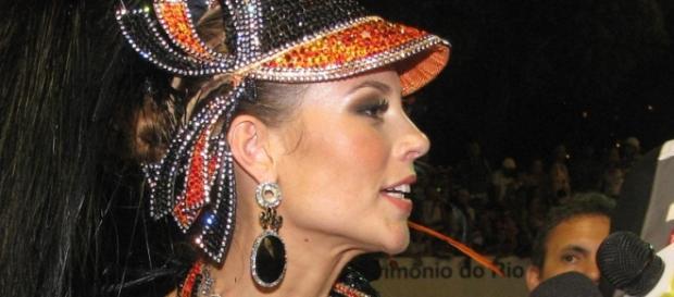 Paolla Oliveira está namorado Rogerio Gomes