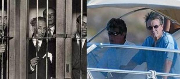 President Companys en prisión y President Mas
