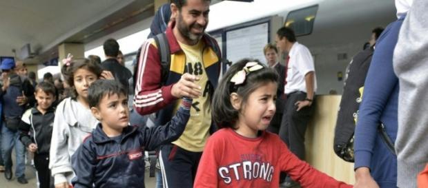 Refugiados estão gostando de Portugal.