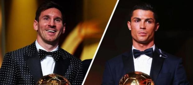 Ronaldo sabe que Messi esteve melhor nesse ano.