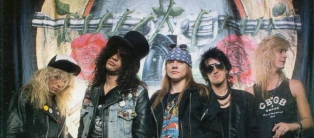 Sixx y Ashba quieren que vuelva Guns N' Roses