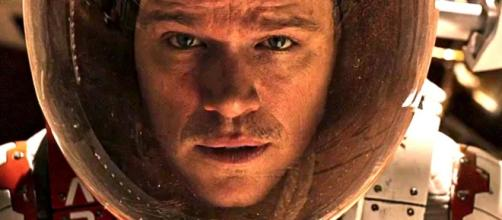 Matt Damon en 'Marte (The Martian)'