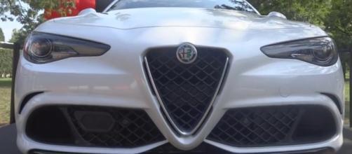 Nuova Alfa Romeo Giulia Quadrifoglio 2016
