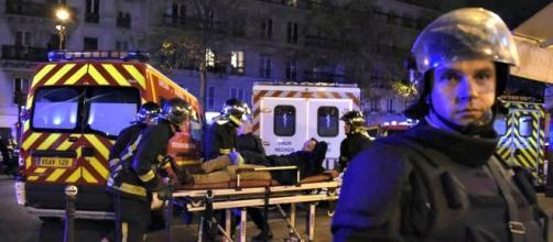 Sabato 13 Novembre, attentato a Parigi